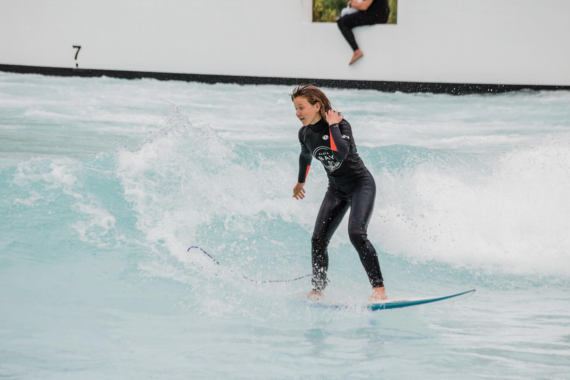 AlaïaBay - Les vagues